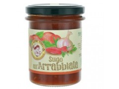 Sauce all'Arrabbiata (tomates piments rouges...) AB