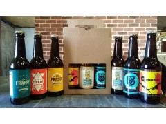 bières pack de 6 mélangé