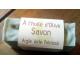 Savon Argile Verte & Patchouli  70% l'huile d'olive